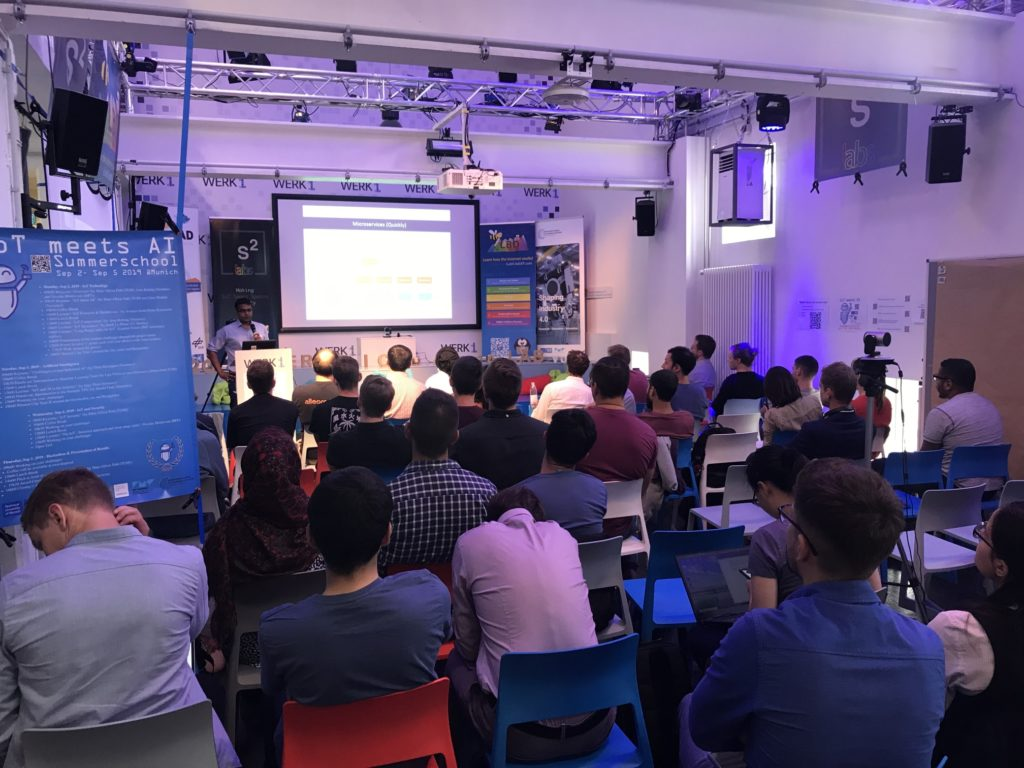Monday, Sep 2, 2019 – IoT Technology