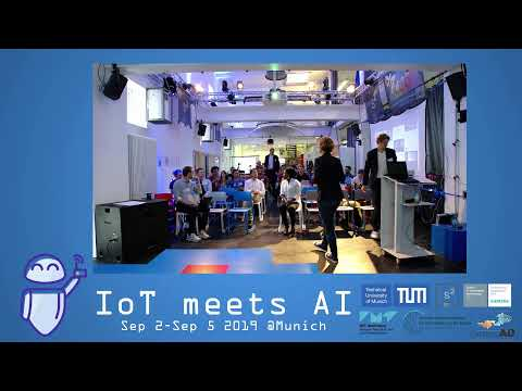 IoT meets AI Day 1 – Presentation of the student challenges through the project teams