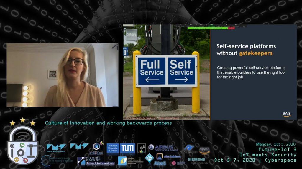 Future-IoT 2020: Livestream of Day 2