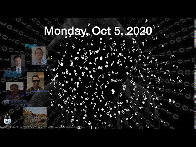 "3rd Future IoT PhD School ""IoT meets Security"" from Oct 5-7 2020 live via YouTube"