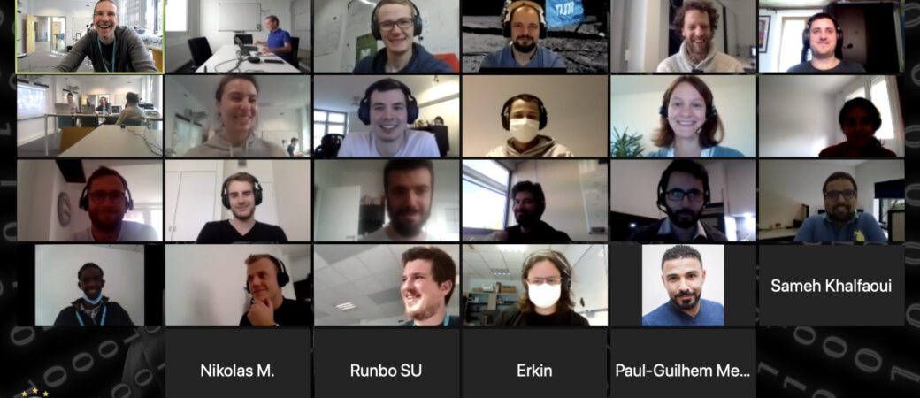 Virtual participant group of Future-IoT 2020: IoT meets Security