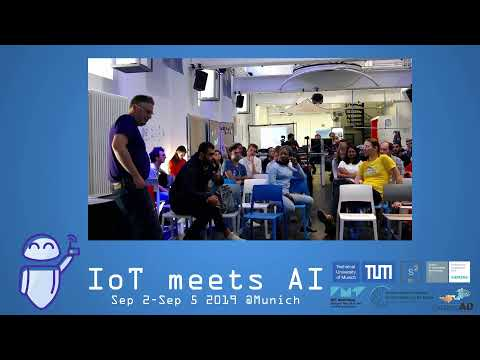 """IoT meets AI 2019 – """"The IoT : Standard approach and short range radio"""" by Nicolas Montavont (IMT)"""