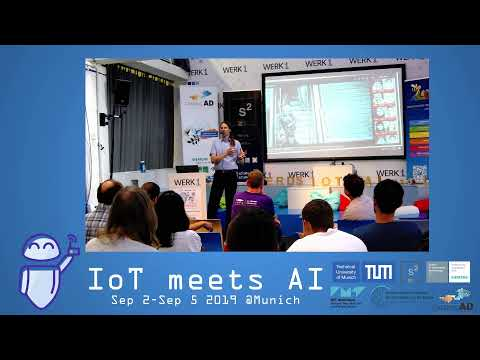 """IoT meets AI 2019 – """"IoT Security"""" by Marc-Oliver Pahl (TUM)"""