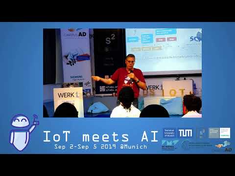 "IoT meets AI 2019 – ""Long Range radio for IoT"" by Laurent Toutain (IMT Atlantique; Acklio)"